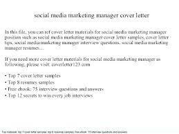 Social Media Resumes Social Media Manager Resume Peaceful It Manager Resume Examples