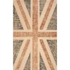 uk jute blue 8 ft x 10 ft area rug