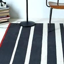 striped cotton rugs stripe rug gradated iron grey blue and white dhurrie