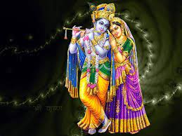 animated radha krishna wallpapers for ...