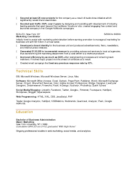 Advertising Producer Sample Resume Awesome Collection Of 24 Marketing Resume Samples Hiring Managers 16