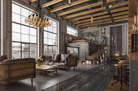 From an exquisite floor finishing that portrays the conversion of this  space from an industrial space