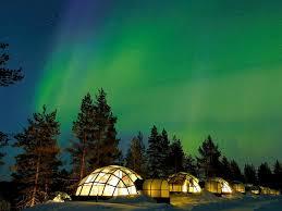 Webshots Photos Northern Lights Kakslauttanen Arctic