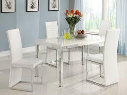 white dining table set. White Dining Table Set B