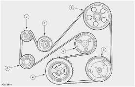 2003 toyota Camry Serpentine Belt Diagram Best Engine 2 4l ...