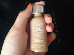 l oreal true match foundation this foundation claims to be super blendable