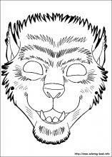 Small Picture Halloween Masks To Print And ColorMasksPrintable Coloring Pages