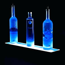 led bar shelf lighted bar shelves lighted bar shelves lighted bar shelves led shelves illuminate led
