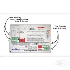 410a Superheat And Subcooling Chart Universal Supercool Slide Rule R22 R410a Charging And Duct