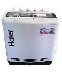 haier washing machine. Brilliant Machine Haier 76 XPB 76 113 D  S Semi Automatic Top Load Washing Machine White On E