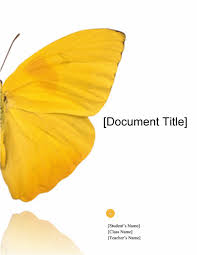 report template for word papers and reports office com