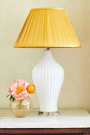 Belle Glass Table Lamp
