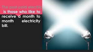 prepaid electricity texas. Contemporary Prepaid 4 The Post Paid Electricity Inside Prepaid Electricity Texas D