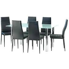glass dining table for 6 smoked glass dining table frosted glass dining table 6 x dining glass dining table