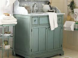 pottery barn bathroom vanity benches