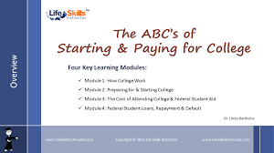 College How To Start College Apply For Federal Student Aid Repay