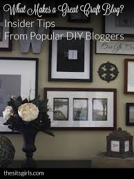 blogging tip get the inside info from elished craft bloggers and learn how to