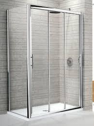 novellini lunes 760 three section sliding shower door