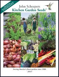 john scheepers kitchen garden seeds catalog
