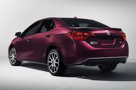 2017 Toyota Corolla First Look Review - Motor Trend