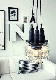 industrial chic lighting. diy industrial chic pendant lighting