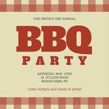 Barbeque Invitation Customize 107 Bbq Invitation Templates Online Canva