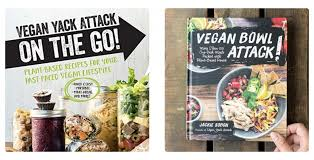 vegan yack on the go and vegan yack by jackie sobon make excellent