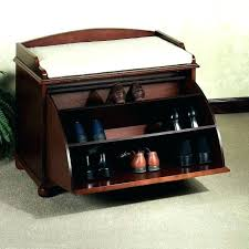 shoe box bench seat chair with storage underneath bench with storage underneath mudroom