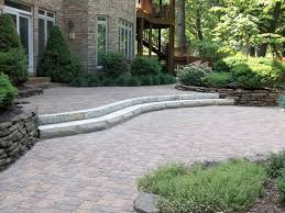 simple patio designs with pavers. Budget-Friendly Patio Ideas Simple Designs With Pavers U
