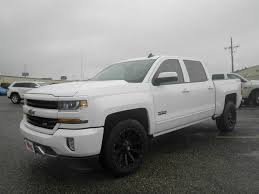 Summit White Chevrolet Silverado 1500 in Odessa, TX - 3GCUKREC8JG364344
