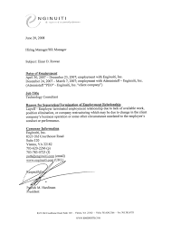 Amazing Sample Recommendation Letters For Employment Images