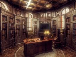 Steampunk Interior Design Ideas - House Design and Planning