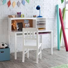 guidecraft media desk chair set white kids desks at
