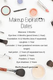 makeup expiration dates learn when to throw out old along with diy brush cleaner