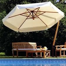 costco cantilever patio umbrella reviews outdoor umbrellas what is a all series