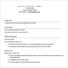 Sample College Student Resumes Recent College Graduate Resume ...