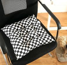 soft chair cushion seat pad with ties for home dining office chair