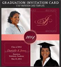 Templates For Graduation Invitations Free 11 Beautiful Graduation Invitation Templates In