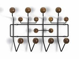 Atomic Coat Rack unique coat hook with wooden ball end coat hooks for creative boys 11