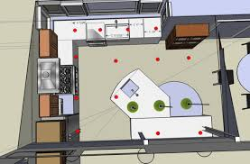 kitchen lighting layout. kitchen lighting layout l
