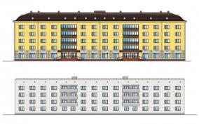 Скачать бесплатно дипломный Диплом № Реконструкции здания  Диплом №5012 Реконструкции здания общежития в г Астрахань