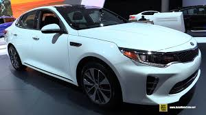2018 kia optima sxl turbo. modren turbo 2016 kia optima sxl turbo  exterior and interior walkaround detroit  auto show in 2018 kia optima sxl turbo o