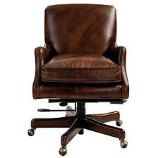 office chairs brown leather. Cool Leather Desk Chairs Of Rhodes Chair Ballard Designs Office Brown