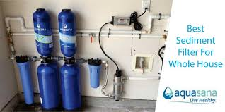 Aquasana Whole House Water Filter Reviews Buyers Guide