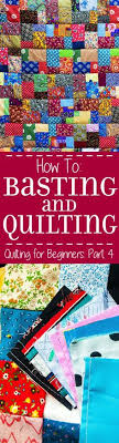Great tutorial for putting quilt sandwich together (UK pinners ... & Basting and Quilting - Quilting for Beginners Pt. 4 Adamdwight.com