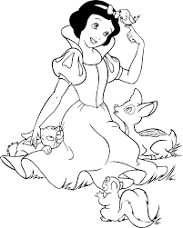 Be sure to visit many of the other disney coloring pages aswell. Snow White Coloring Pages Best Coloring Pages For Kids