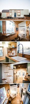 The Molly: a luxury 340-sq-ft tiny house available for sale in