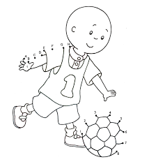 Small Picture Printable Caillou Coloring Pages Coloring Me