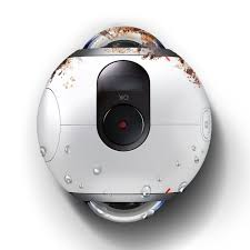 samsung 360 camera. official samsung gear 360 vr camera v