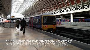 Train Schedule From London Paddington To Bath